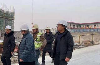 邓州住建局开展建筑安全检查 筑牢安全生产防线