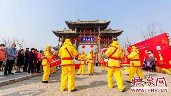 春节假期郑州樱桃沟景区旅游收入破千万 同比增超四成