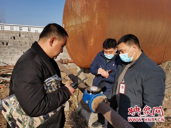 宝丰县:实行计划用水 企业用水更节约