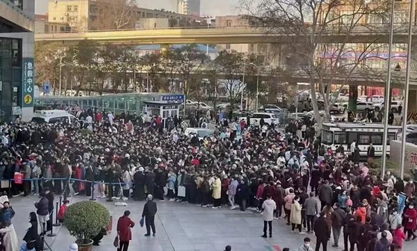 联播pro:河南省考报名首日近5.5万人报名