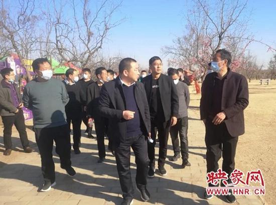 郏县姚庄回族乡:外出学习阔眼界 凝心聚力谋发展