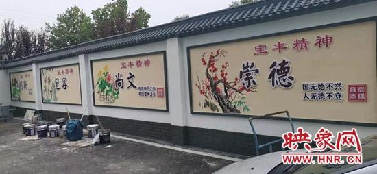 """宝丰县:老旧小区焕新颜 居民幸福再""""加码"""""""