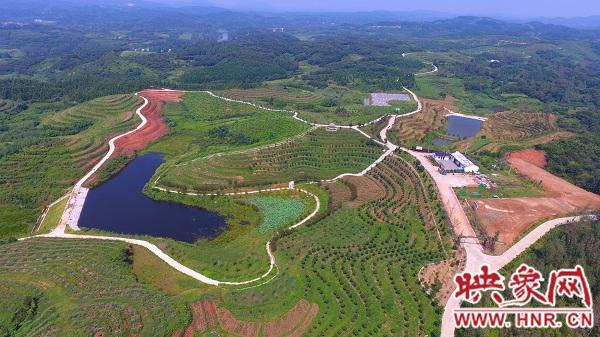 信阳新县:铺就幸福路 加力全域游