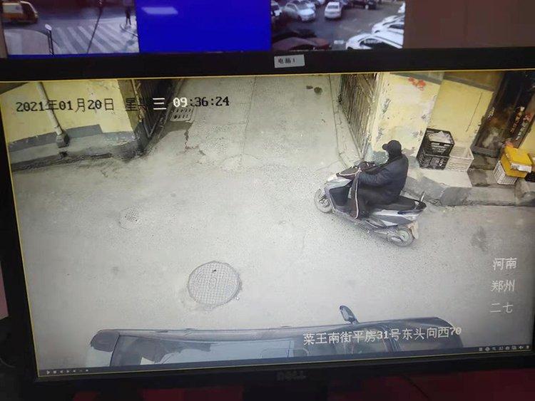 疯狂吃货!郑州男子为吃肉一夜连去3次撬盗肉食店