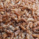 淮滨:传统甜点让年味更足