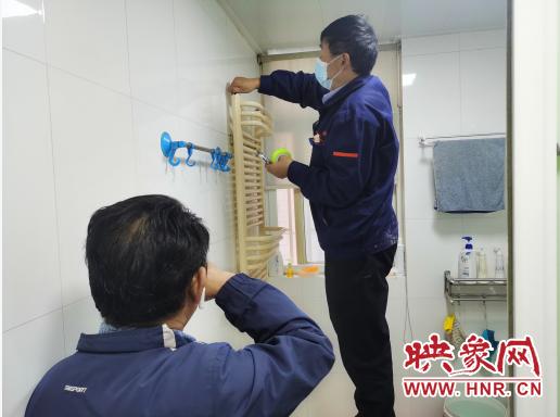 春节期间不休息 郑州供水、供气、供暖等部门全力保障充足供应