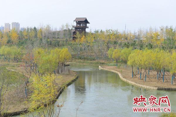 郑州西流湖公园五一前后将全面开放 总湖面相当于8个如意湖