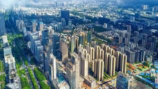 中國經濟展現光明前景