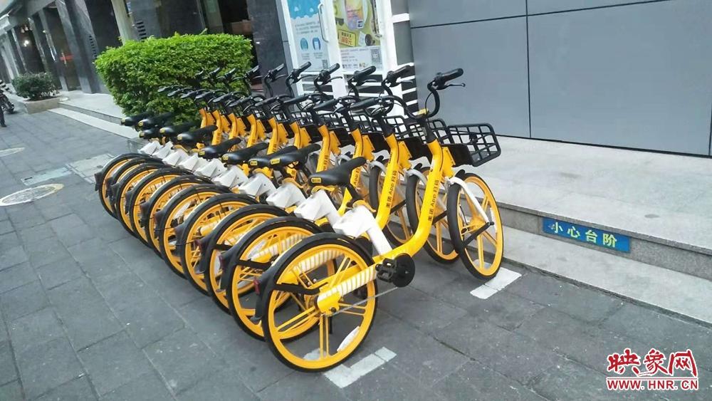 郑州推行分体锁共享单车 5次未按指定区域停放将列入用户黑名单