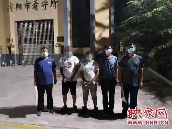 侦破一起跨境赌博案 安阳市公安局龙安分局再添新功