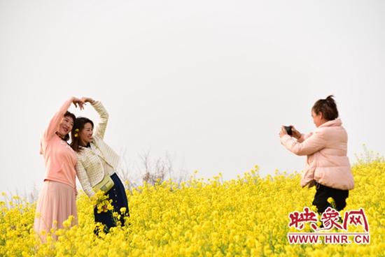 嵩县:春季赏花正当时