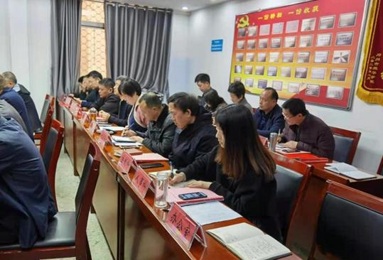 邓州住建局召开党史学习教育动员会