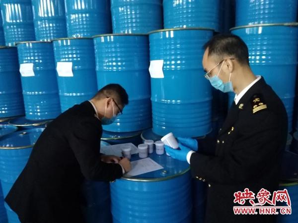 小蜜蜂带动大产业 郑州海关助力蜂产品出口实现大幅增长