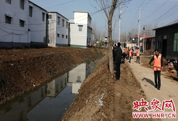 驻马店平舆县:人居环境大整治 助力乡村换新颜