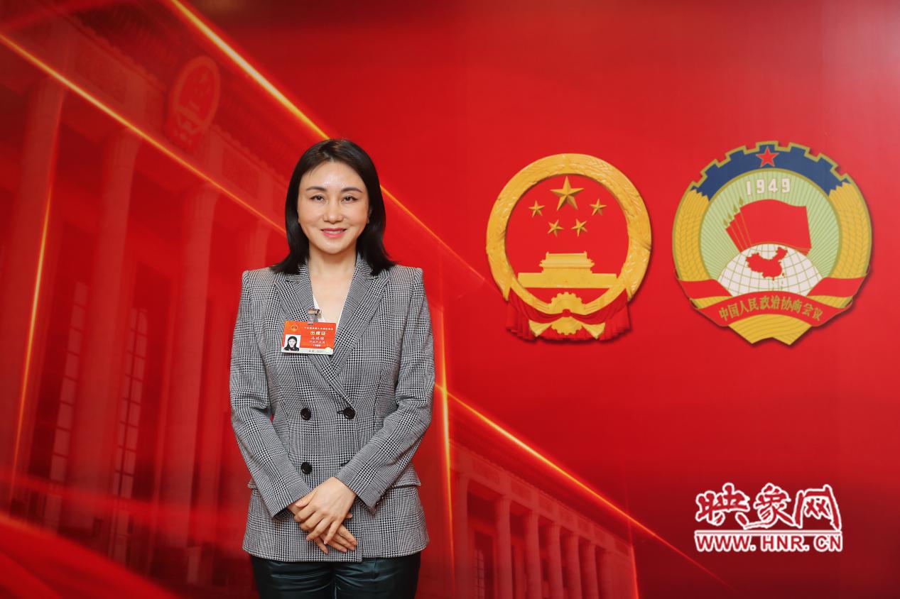 【开新局出新彩】全国人大代表冯琪雅:加快推动医保体系的数字化支付