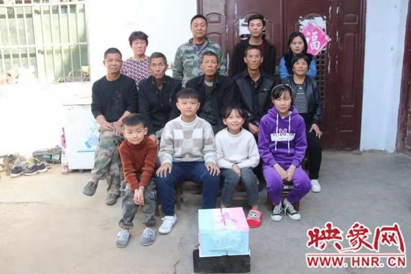 点赞!漯河一对夫妻精心照料残疾兄弟32年