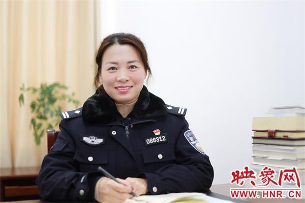 """光山李媛媛:扎根信访十四载的""""知心姐姐"""""""