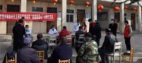 """汝州市夏店镇:志愿日里""""雷锋""""多"""