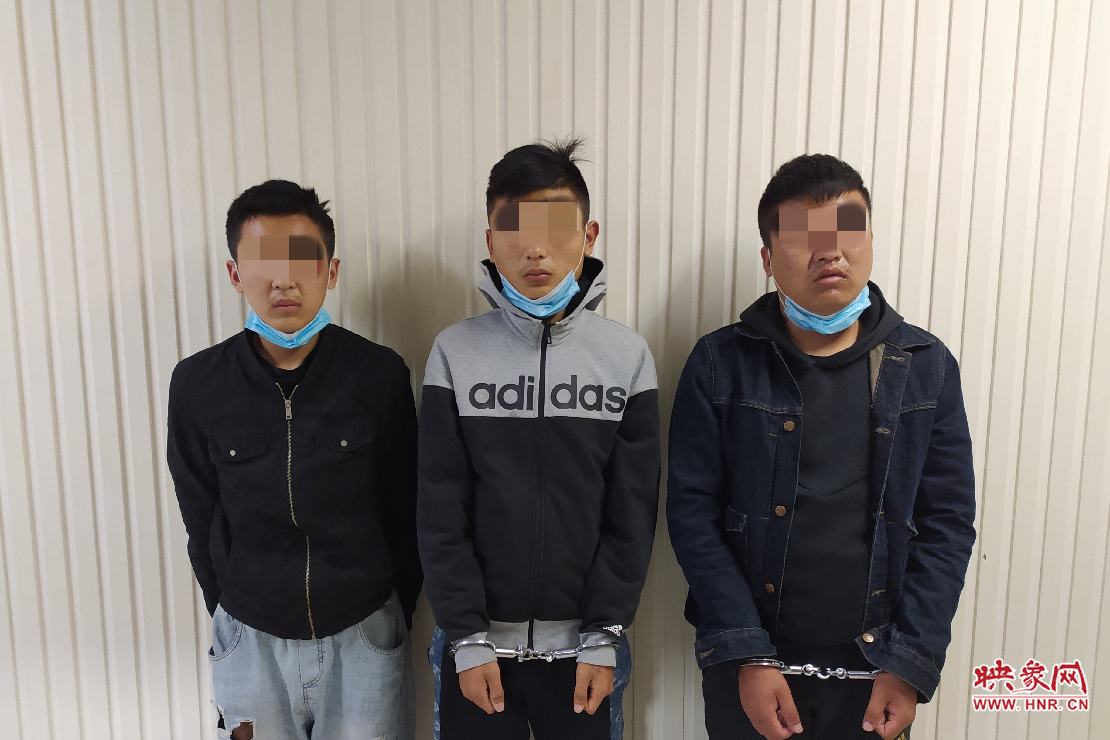 """三名男子组成""""铁三角组合""""行走全国盗窃 到郑州7天就被警方""""挽留"""""""