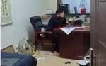 黑龙江绥化疑骚扰下属遭殴打的扶贫办副主任被撤职