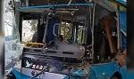 江苏一重型栏板货车与城乡公交车相撞 已致5死10伤