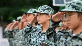 两部门:高中学生军训不得少于7天56课时