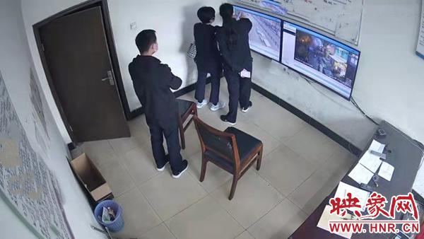 上海母女来洛赏牡丹走散 涧西警方紧急搜寻10小时相聚