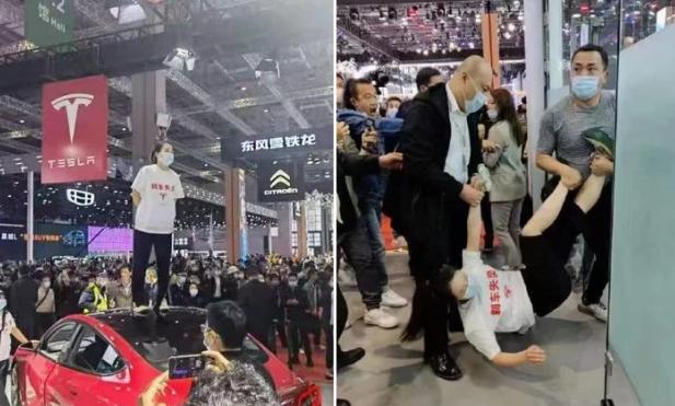 特斯拉深夜致歉 郑州市监局回应:特斯拉拒绝提供行车数据
