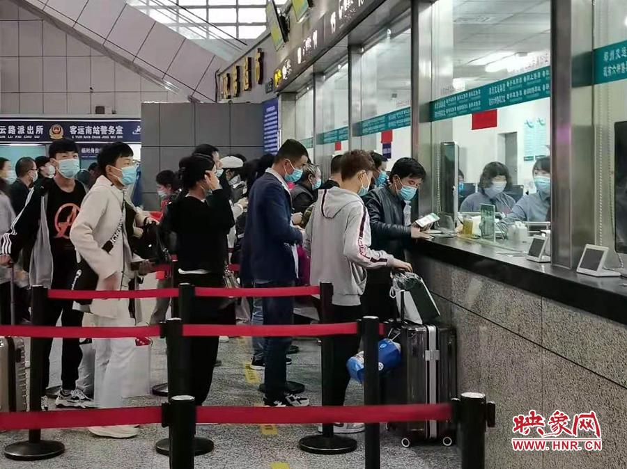 郑州各汽车站今年五一或将迎来大客流 提醒:请旅客合理规划行程