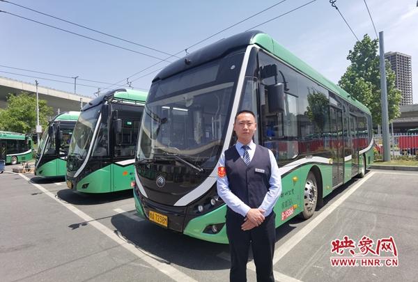 """五一小长假不出郑州 一条""""大辫子""""公交线路让你吃、玩、享一条龙"""