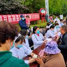 临颍县开展大型用药咨询和义诊活动