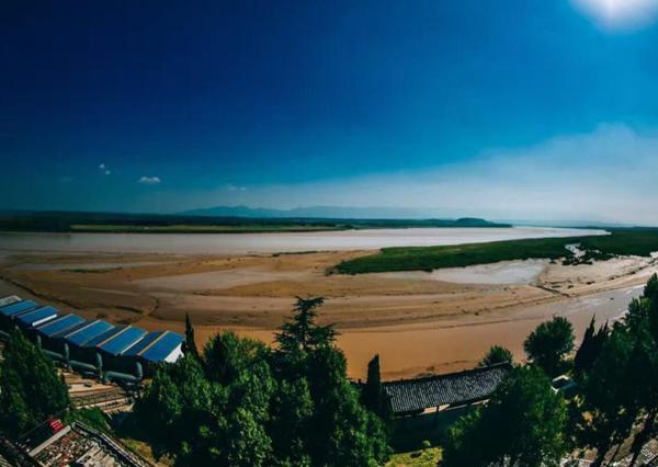 刘大山就黄河流域生态保护和高质量发展在河津调研