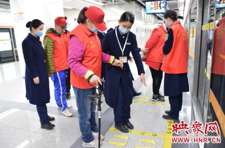 鄭州市軌道交通3號線實現安全運營100天