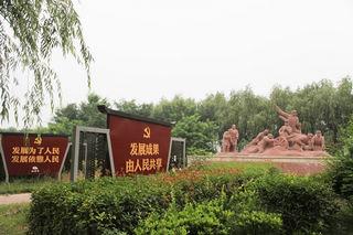 """杞县:为绿意充""""植""""助力生态振兴"""