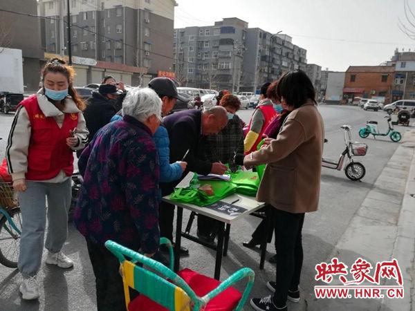 """开封禹王台区官坊街道扎实推进""""巩卫""""工作"""