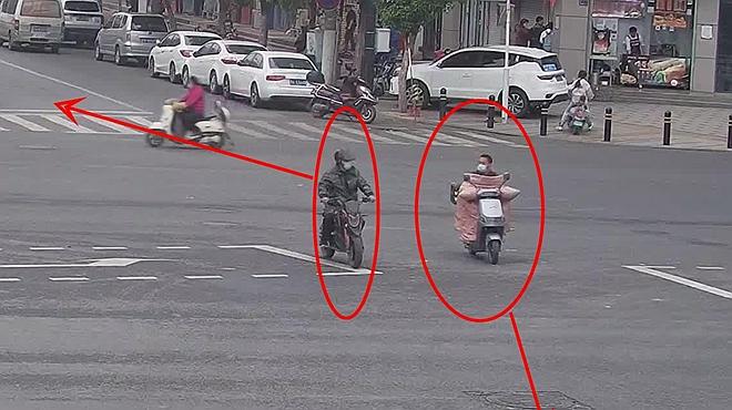 父子偷盗成瘾组团盗电动车 郑州二七警方一举将其抓获
