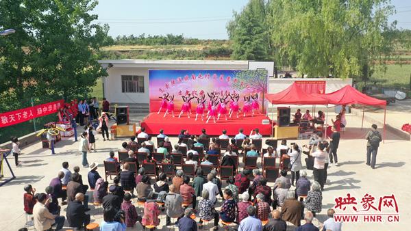 嵩县南屯村探索新时代孝老文化推动乡村振兴新模式