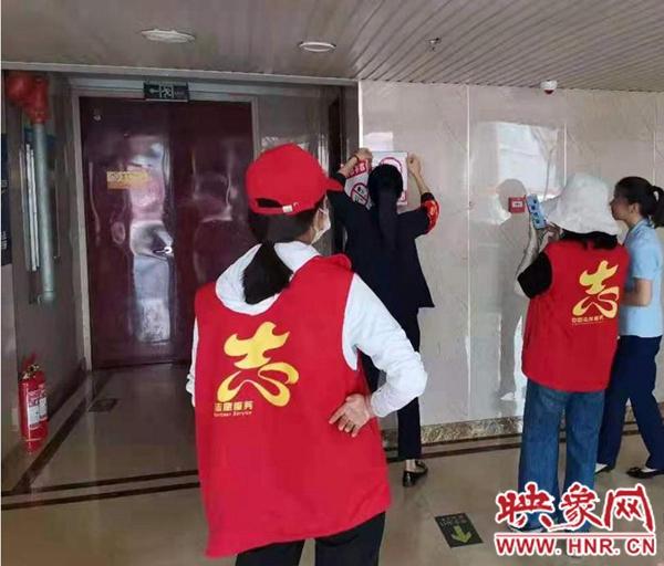 驻马店开发区关王庙乡:强化控烟宣传 助力全民健康