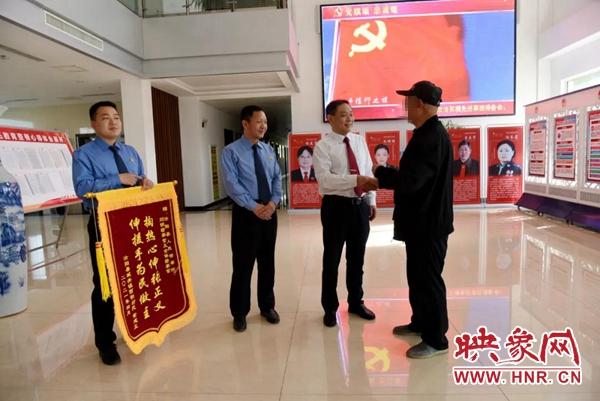 汝阳县人民检察院:我为群众办实事 人民满意是最高荣誉