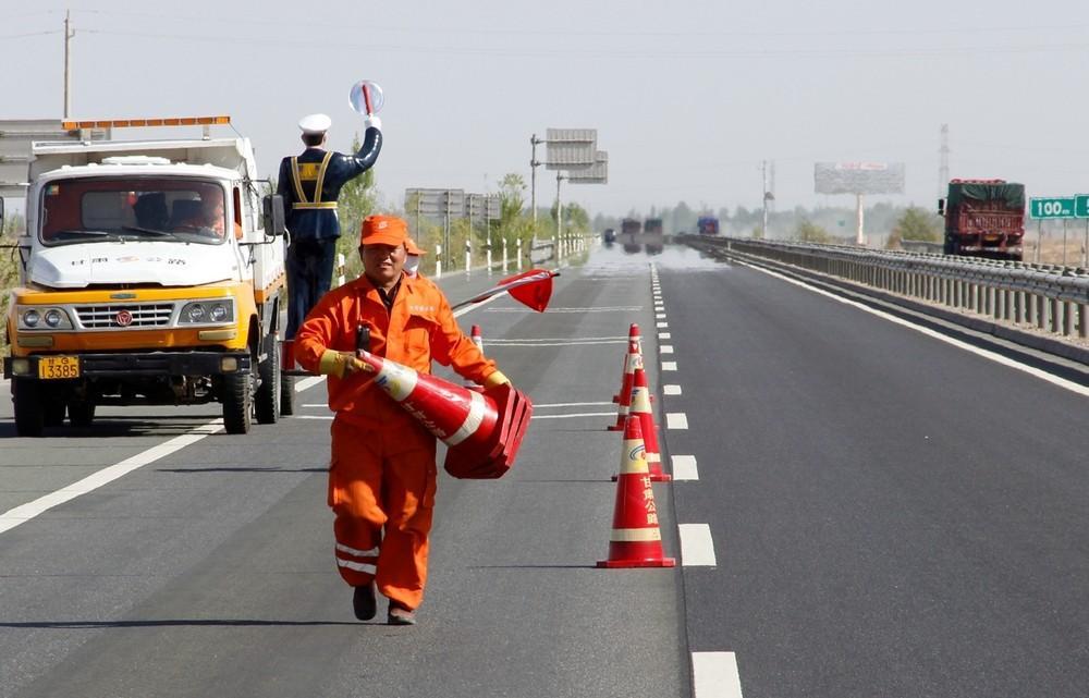 提个醒!京港澳高速新乡至郑州段即将养护施工 为期7个月