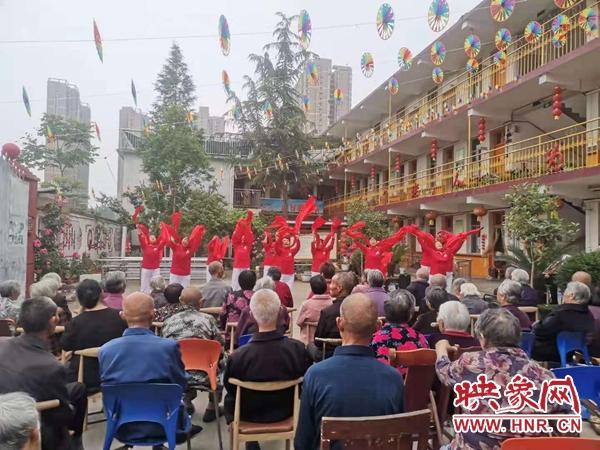南阳市西峡县:不忘初心跟党走 红色文化进社区