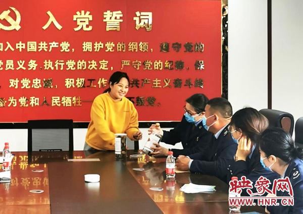 """杞县:税收助力 打响乡村振兴金""""蒜""""盘"""