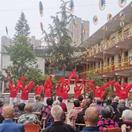 西峡县莲花街道:红色文化进社区