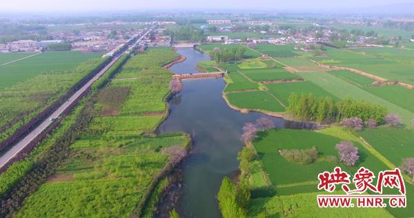 宝丰:河长制为乡村振兴注入源头活水