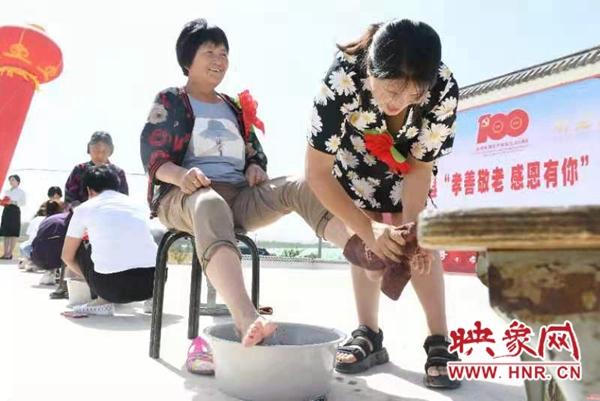 宜阳县:孝老敬亲好榜样 家风文明代代传