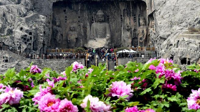 五一假期十大热门景区公布,洛阳龙门石窟上榜