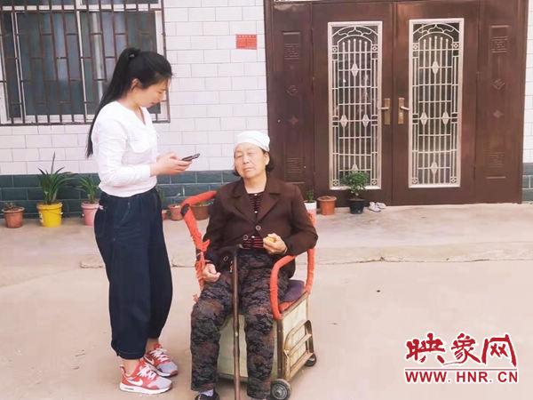 尉氏县南曹乡:600多位老人足不出户轻松完成养老认证