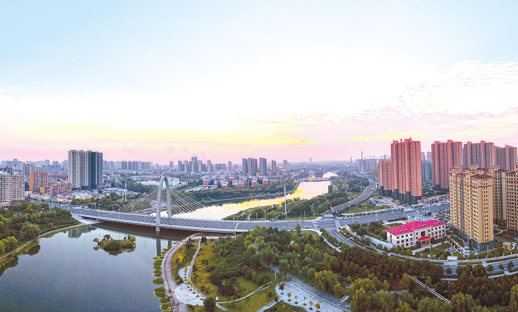 驻马店:提升城市形象 彰显城市魅力