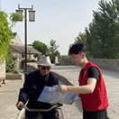 文明旅游 从我做起 滑县法院开展志愿宣传活动