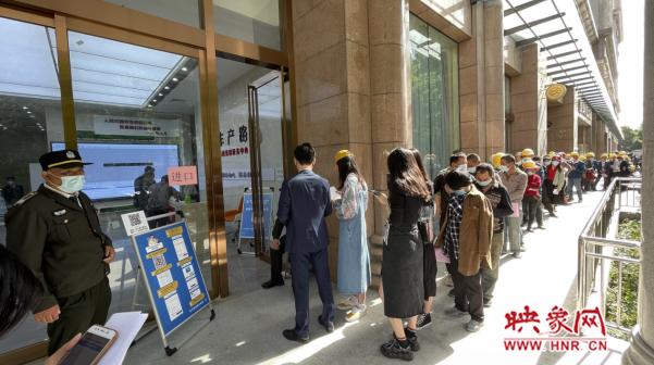 3天共完成接种54803人 郑州市金水区新冠疫苗接种有序进行